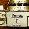 classic konica or konica III 2.4/48mm