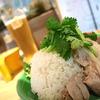 クラフトビアマーケット神保町テラス店でカオマンガイとランチビール