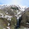 白馬大雪渓 バックカントリースキー