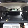 ハイエース標準ボディに2段ベッド設置