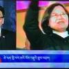 バンコク滞在中にホテルの部屋のテレビで、珍しいチベット語のチャンネル視聴