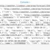 Pythonistaでお天気アプリの作り方!