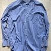 【名品ハンター】COMME des GARÇONS HOMME レギュラーカラーシャツ 【AD2002】