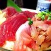 ハモニカ横丁にある 海鮮丼のお店