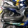 タイでバイク(モーターサイクル、モタサイ)