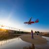 朝焼け&飛行機を撮るならプーケット島がオススメ♬