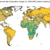 2050年の世界ってどんなのだろう②:2050年の人口予測(日本・世界)