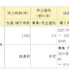 ヒューリック 公募増資(PO)申し込み状況