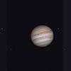 5月17日宵から18日未明 木星と土星