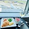 【推しごとで初台湾】羽田空港のTIAT LOUNGE ANNEXを初利用