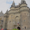 Jour 1 中世の面影も残る、小さく可愛いまち、ヴィトレ 〜ブルターニュ〜