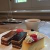 ケーキが美味しいランチビュッフェ 東京プリンスホテル ポルトは東京タワーにも近いです
