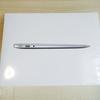 MacBook Air 13インチ購入レビュー