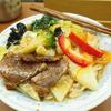 蘭州料理ザムザムの泉(西川口)で夏限定メニューの涼麺を食べてきました