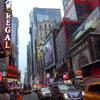 RTW #30 夕暮れのマンハッタン徘徊