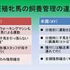 育成馬ブログ 生産編③(その1)
