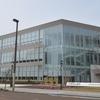 新発田市立中央図書館を訪れる