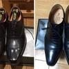 【スコッチグレイン】大好きな革靴をメンテナンスに出してみた。