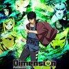 Dimension W 第6話 浴衣のミラたん (;´Д`)