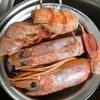 海老の殻のスープ