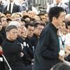 一枚の写真が見事に語る沖縄の怒り