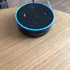 Amazon Echo Dot使っています