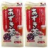 人気あずき茶のおすすめランキング6【市販、通販、母乳、ノンカフェイン】