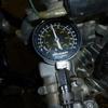 Z400LTD2 圧縮&点火チェック