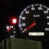 テラノレグラスに給油と燃費計測(走行距離:72,201km)