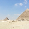 ピラミッド。クフ王が眠る黄金の墓!!??