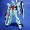 1/144 HGUC ガンダムトリスタン 制作完成 Gundam Tristan painting and building