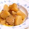 豚肉と大根とひよこ豆の煮込み