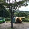 【キャンプ】清和県民の森に行ってきました。