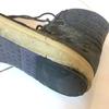 靴の修理 身に着ける物との関係
