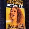 『Beautiful: The Carol King Musical』2019.9.29.19:00 @Sondheim Theatre