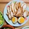 【作り置きレシピ】鶏むね肉でしっとりチャーシューの作り方。