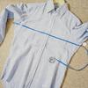 軽井沢シャツでカジュアルシャツをネットでオーダーするまでの一部始終。サイズ合わせはやっぱり緊張する。