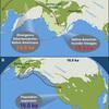 ユーラシア東部およびアメリカ先住民の移住シナリオ