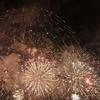 台湾30日目 新年納め 西子湾の花火を見た