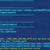 cakePHPをcomposerでインストールする