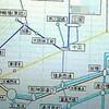 戦前の大阪市内を走る民間バスの路線図の見たまま!(Part.1)