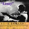 """レニー・ブルース """"Lenny"""""""