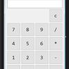 C#で簡単な計算機を作ってみた