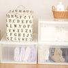【収納】ベビー服&ベビー用品をニトリの衣装ケース中心にまとめました【出産準備】