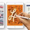 iPad mini5、iPad Airが発売。価格、スペック仕様など。Apple Pencilに対応