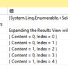 【C#】LINQで要素のインデックス(番号)を取得する