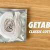 GETABACO CLASSIC COTTON LACESが高尚たる所以