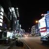 ビエンチャンの電脳街(電気街) -  ドンパラン通り(Dongpalane Road)-(ビエンチャン・ラオス)