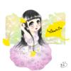 キャラクターでイラストを描いて頂きました〜!!!ヽ(・∀・)ノ