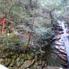 芦屋ロックガーデン前、約10mの高座の滝を訪れた!高級住宅街から山道入り口まで【芦屋市奥山】